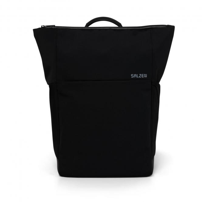 Plain Backpack Phantom Black
