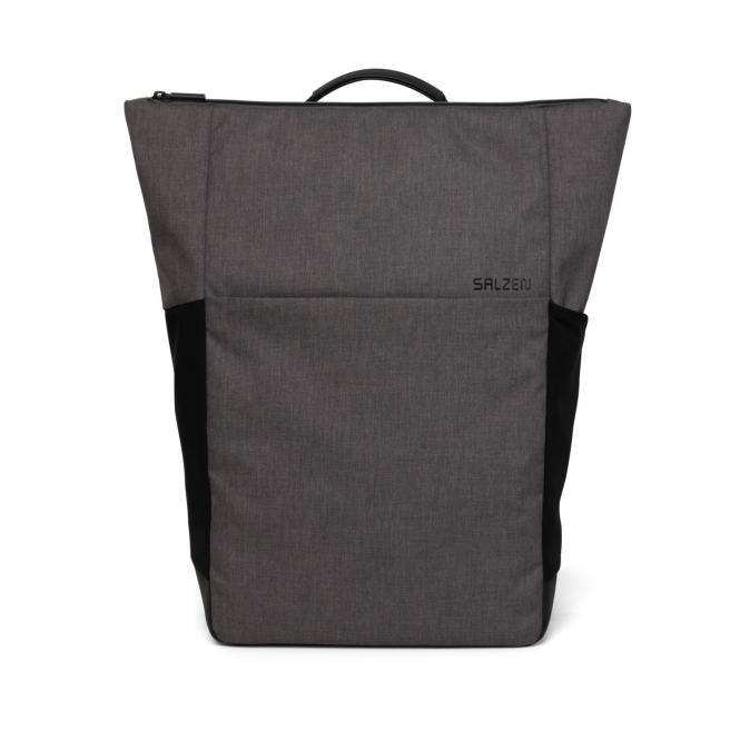 Plain Backpack Storm Grey