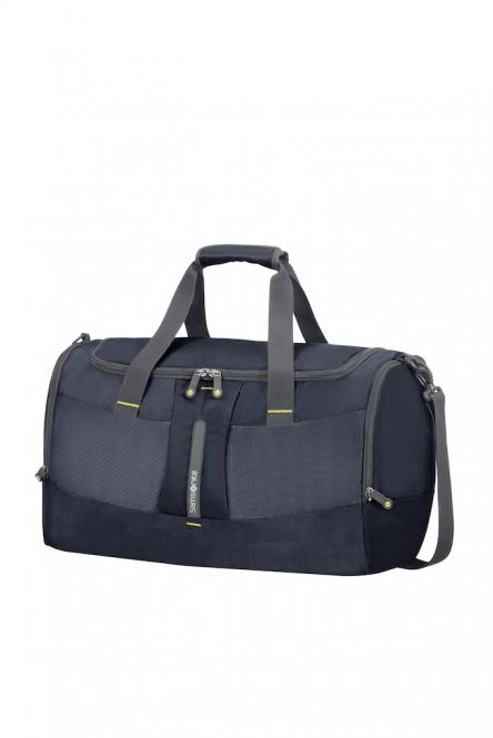 Duffle 55cm Midnight Blue/Yellow