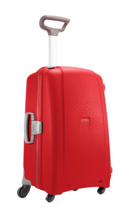 Trolley 4 Rollen 68cm Red