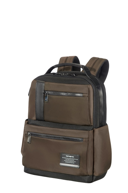 "Laptop Rucksack 14.1"" Chestnut Brown"