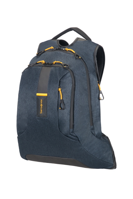 Laptop Backpack L Jeans Blue