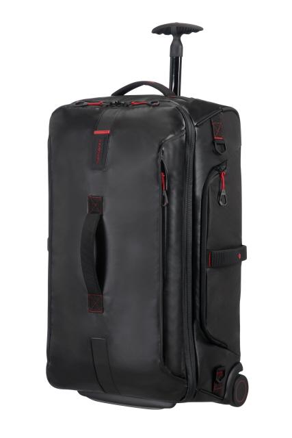 Reisetasche mit Rollen 67cm Black