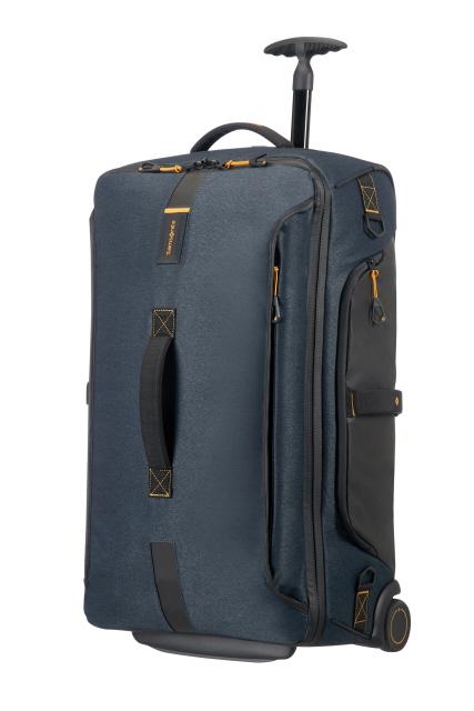 Reisetasche mit Rollen 67cm Jeans Blue