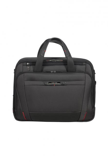 """Laptoptasche Bailhandle 15.6"""", erweiterbar Black"""