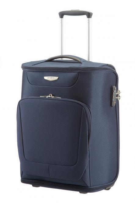 Garment Bag with wheels Dark Blue