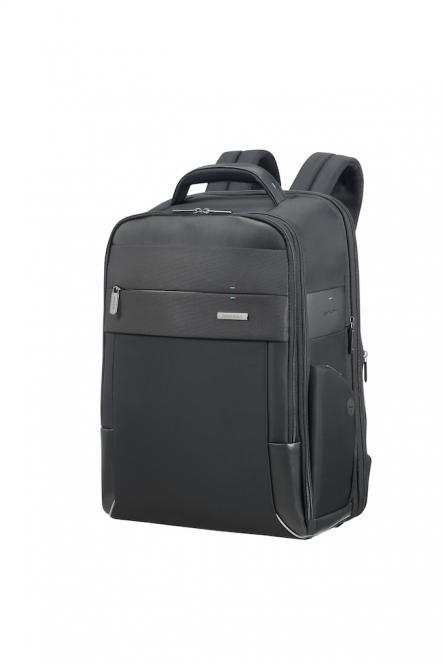 "Laptop Backpack 17.3"" erweiterbar Black"