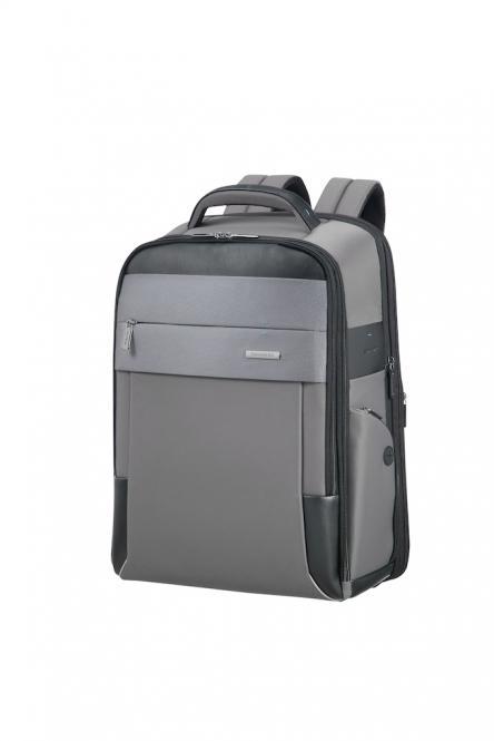 "Laptop Backpack 17.3"" erweiterbar Grey/Black"