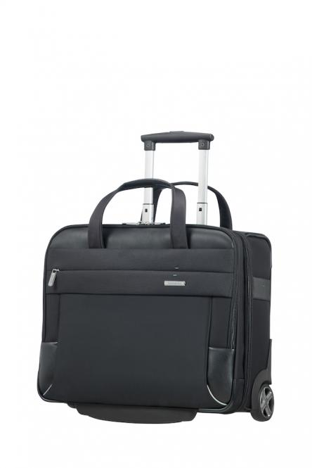 "Office Case 2 Rollen 15.6"" Black"