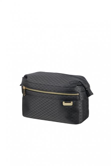 Toilet Case Black/Gold