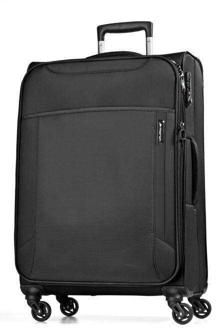 Trolley L 4W Expandable black