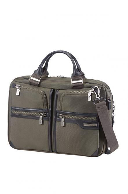 Bailhandle 15,6 Zoll Expandable Dark Olive/Black