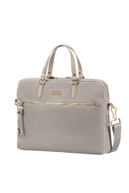 """Bailhandle 15.6"""" light taupe"""