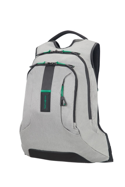 Laptop Backpack L Jeans Grey