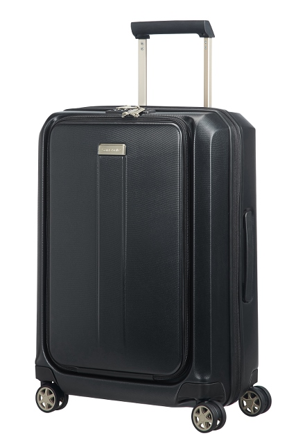 Spinner 55cm Cabin Trolley Black