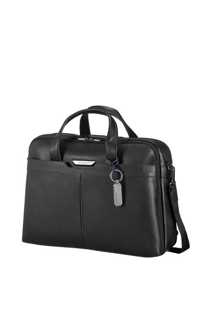 "Bailhandle mit Laptopfach 15.6"" Black"