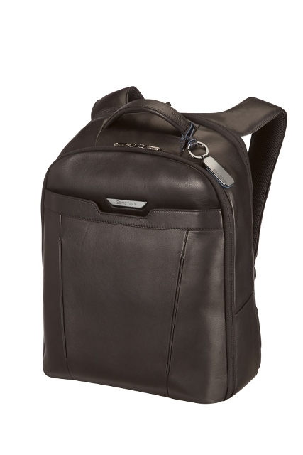 "Laptop Backpack 15.6"" Dark Brown"