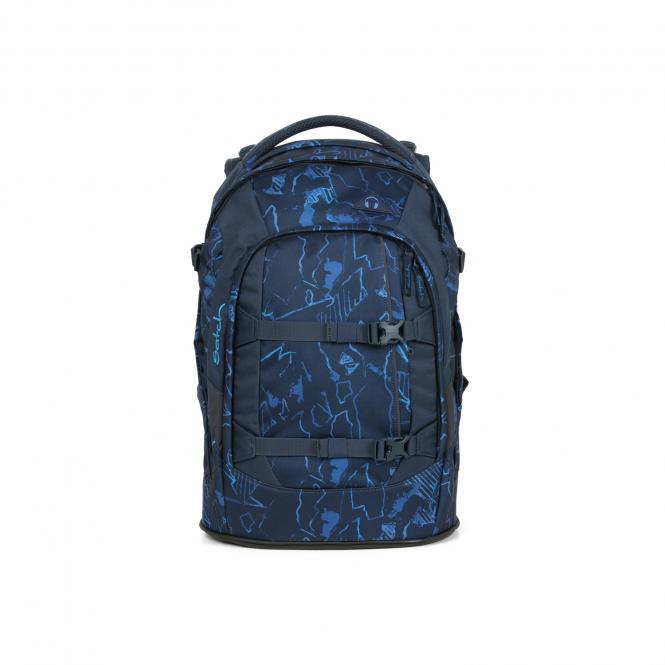 Schulrucksack Blue Compass