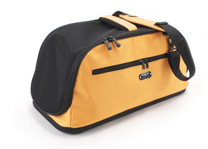 Hundetragetasche Katzentragetasche gemäß IATA Orange Dream