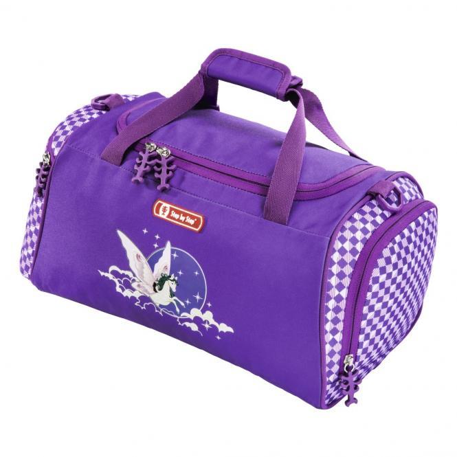 Sporttasche Pegasus Purple