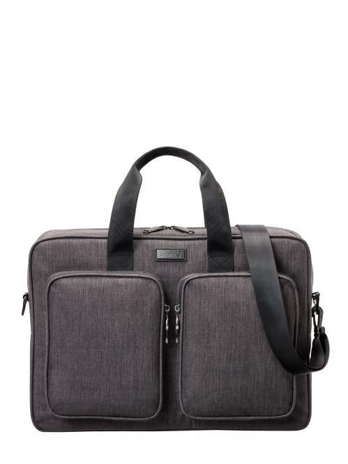 """Business-Tasche mit Laptopfach 15.4"""" anthrazit"""