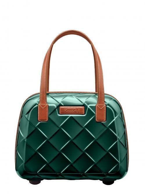 Beauty Case smaragd