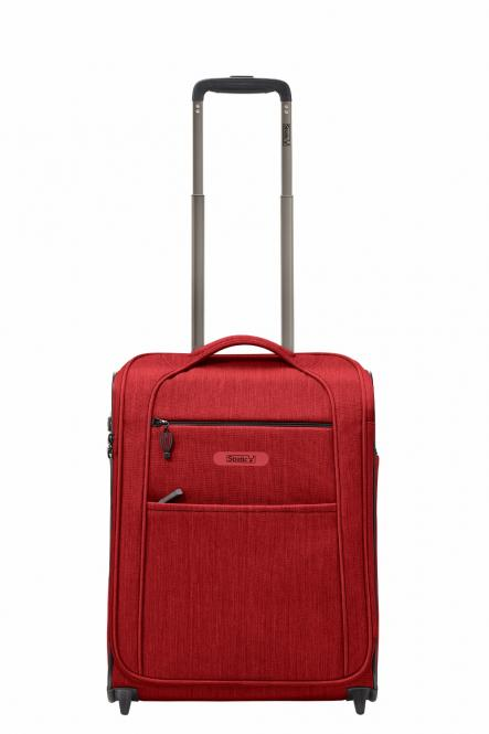 Trolley S 2R 55cm Red