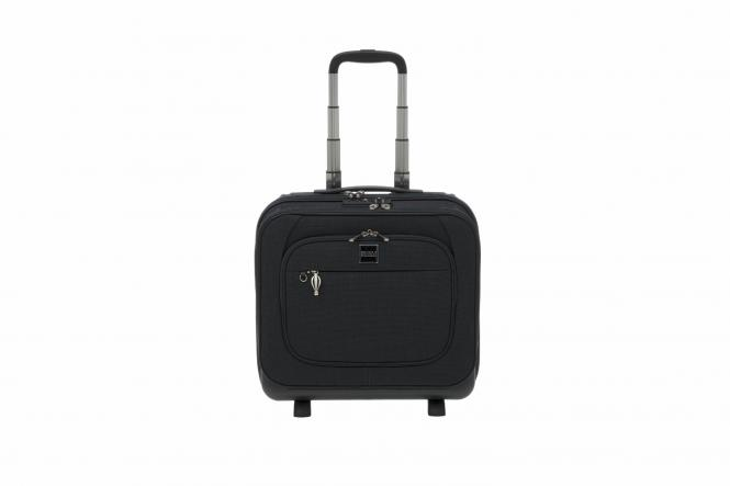"""Roll Bag 2R mit Laptopfach 15.4"""" schwarz"""