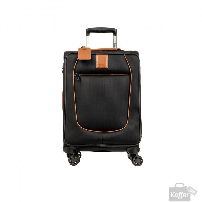Trolley S QS mit Laptopfach Black