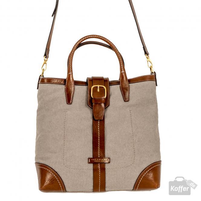 Two Handle Bag braun