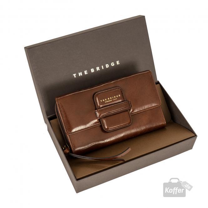 Damengeldbörse brown
