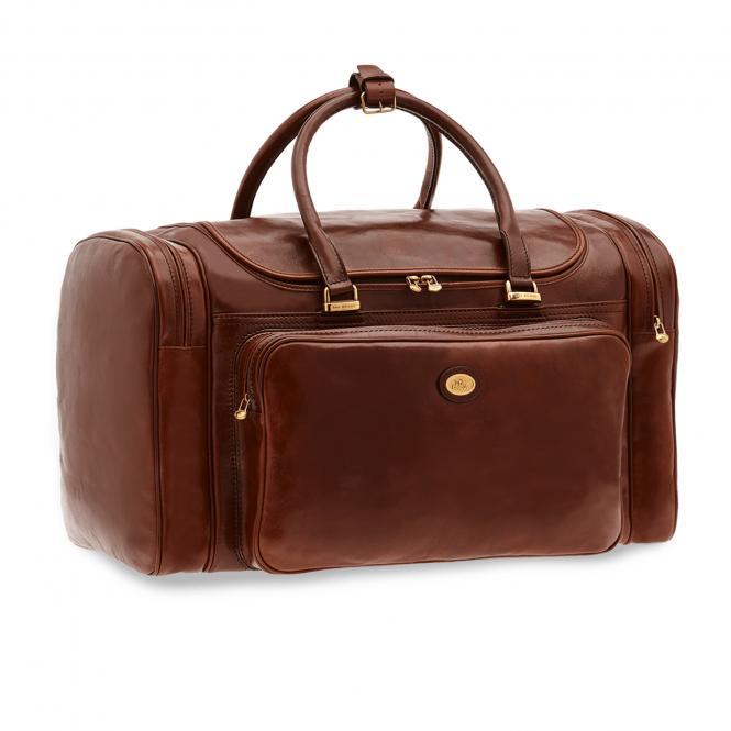Reisetasche 55cm Braun