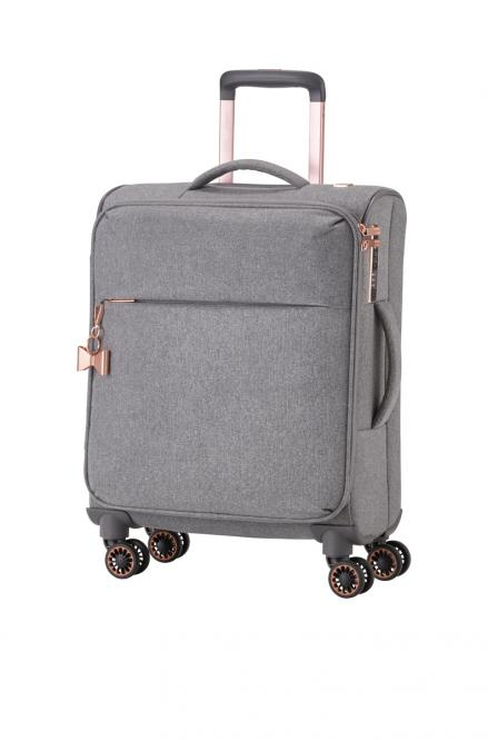 4-Rollen-Trolley S 55cm Grey