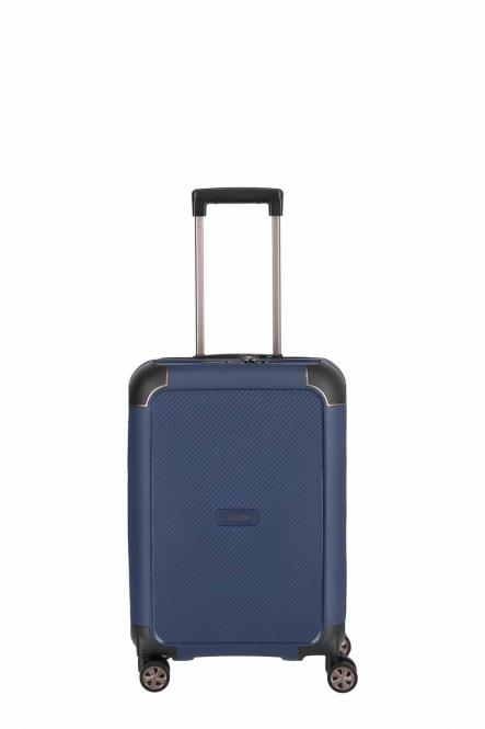 Trolley 4w S/USB Navy