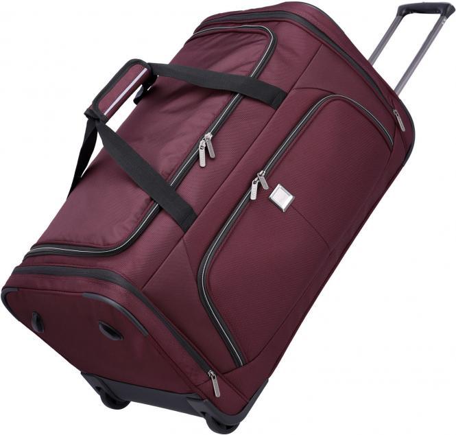 Trolley Travelbag 2w Merlot