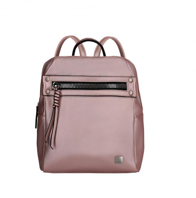 *Follow your Dreams* Rucksack Metallic Pink