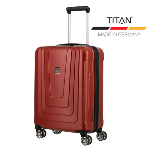 Atomic Trolley S 4R 55cm Red