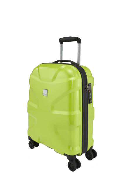 Trolley S 4 Rollen Lime Green