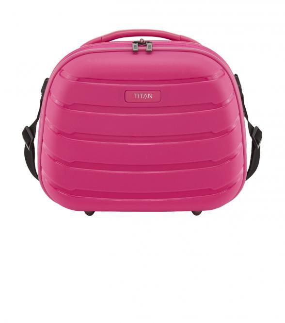 Beautycase hot pink