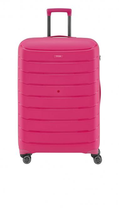 Trolley S 4w hot pink
