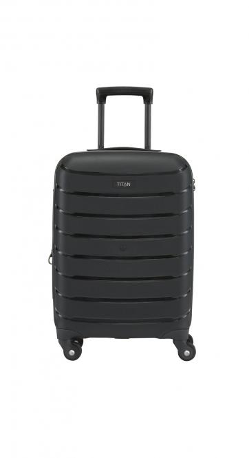 Trolley S 4w black