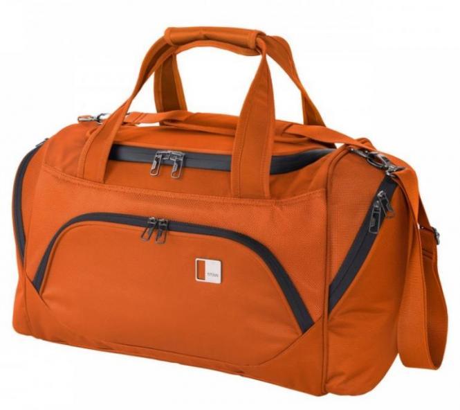 Duffle Reisetasche Orange