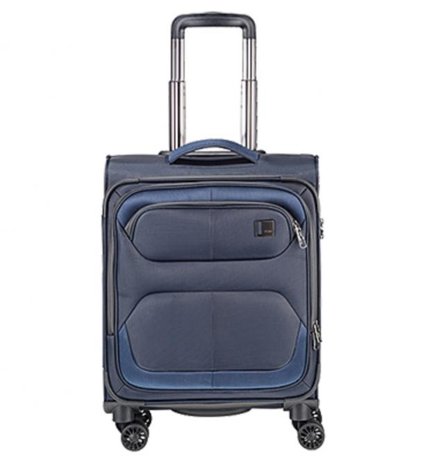 Trolley S 4 Rollen Navy