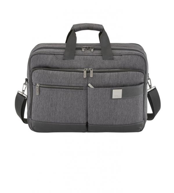 Laptop Bag Exp. Mixed Grey