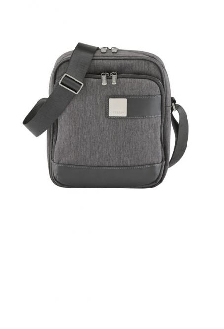 Shoulderbag Mixed Grey