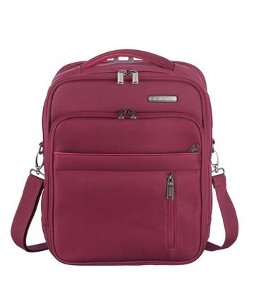 Bordtasche, hoch rot