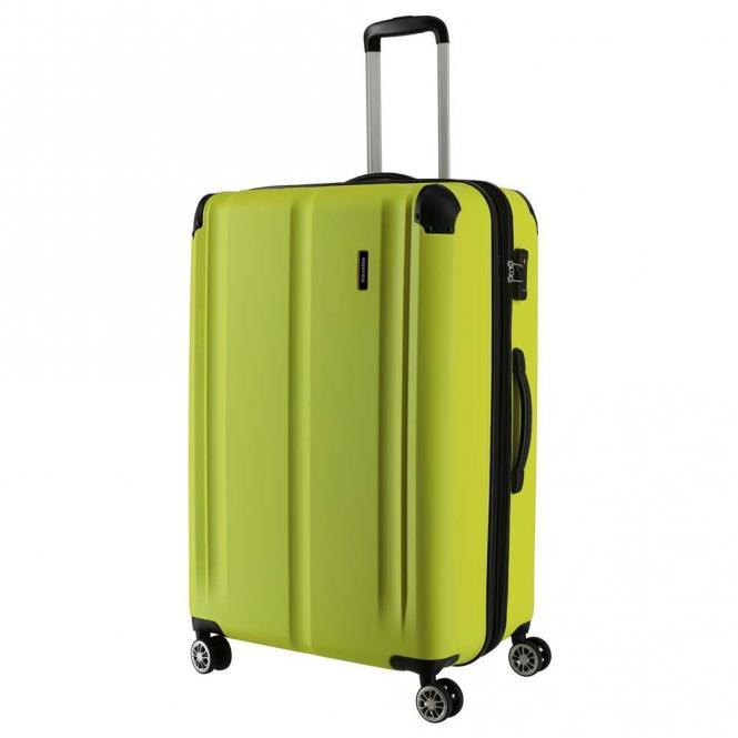Trolley L 4R 77cm erweiterbar Limone