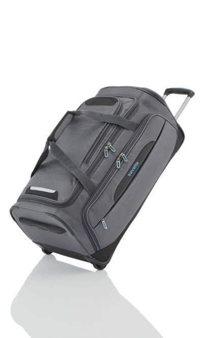 Rollen-Reisetasche M 2w anthrazit