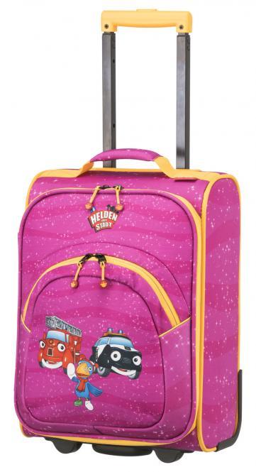Trolley S 2R 43cm pink