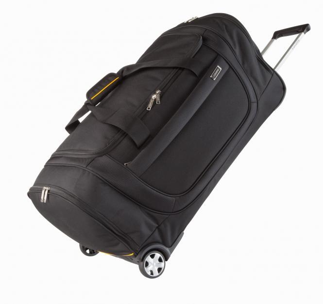 Trolley Reisetasche Schwarz